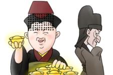 【004】十常侍に操られた霊帝の銅臭政治
