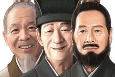 曹嵩、曹騰、曹萌(曹節)