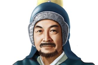 皇甫嵩(こうほすう)
