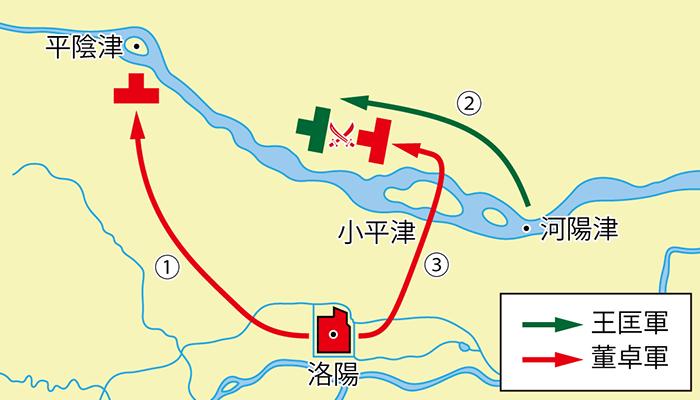 河陽津の戦い