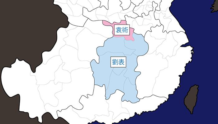 191年の荊州