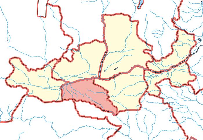 京兆尹(けいちょういん)の場所