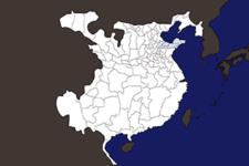 【三国志地図】「青州(せいしゅう)」の郡県詳細地図(後漢末期)
