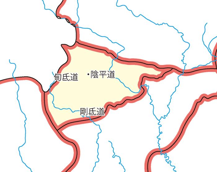 広漢属国(こうかんぞっこく)の領城
