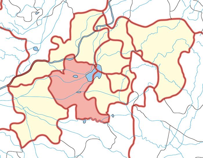 済陰郡(せいいんぐん)の場所