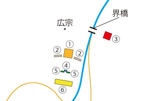 界橋の戦い布陣図1