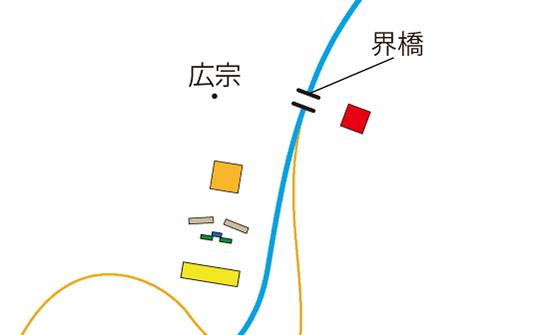 界橋の戦い布陣図2
