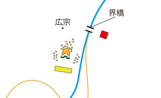 界橋の戦い布陣図3