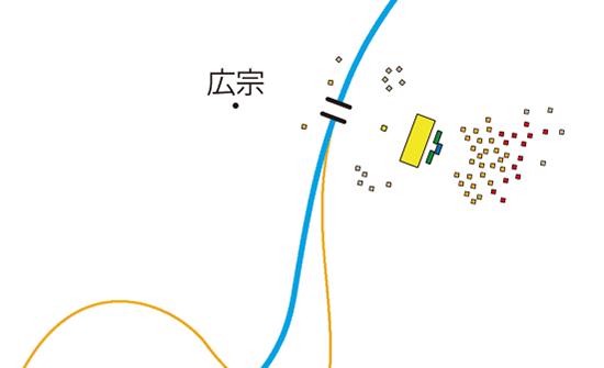界橋の戦い布陣図4