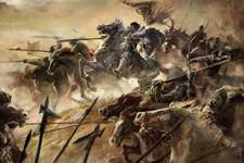 【袁紹 vs 公孫瓚】界橋の戦い。白馬義従を破った麹義の底力