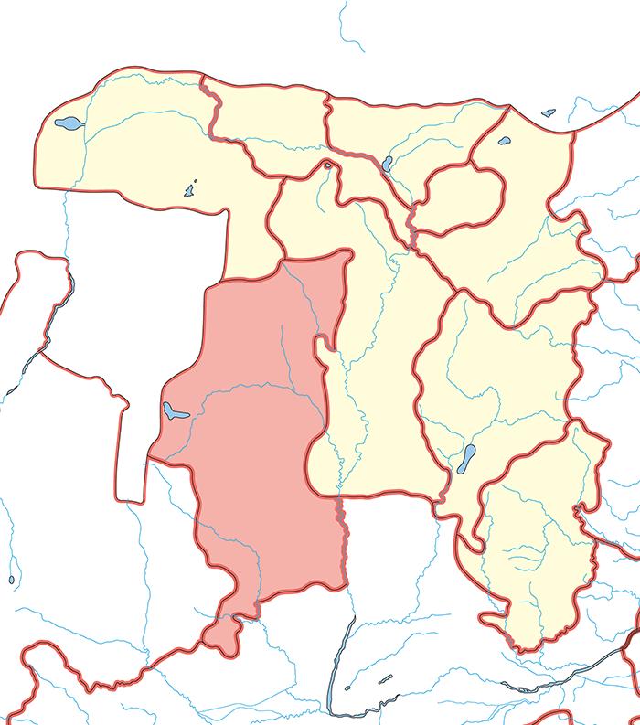 上郡(じょうぐん)の場所