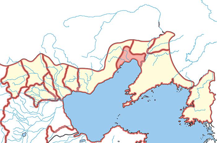 遼東属国(りょうとうぞっこく)の場所