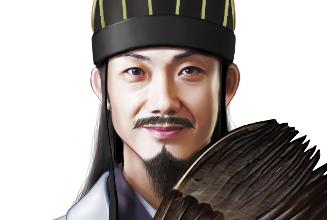 諸葛亮・孔明(しょかつりょう・こうめい)