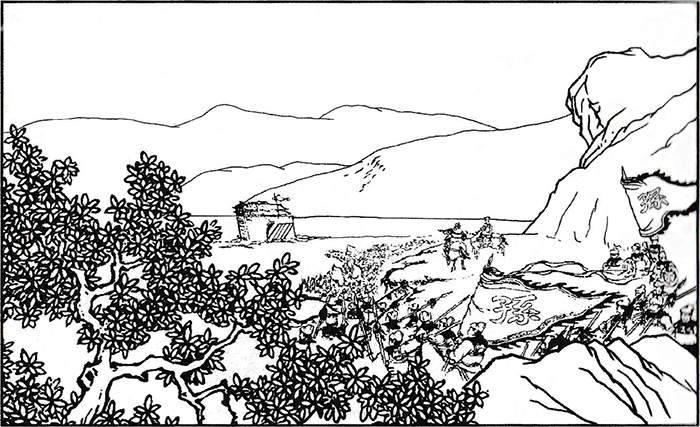 襄陽城の包囲