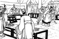 王允・呂布政権の誕生と蔡邕の死
