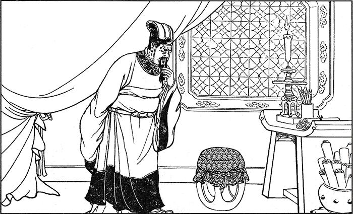 貂蝉と司徒・王允の秘策