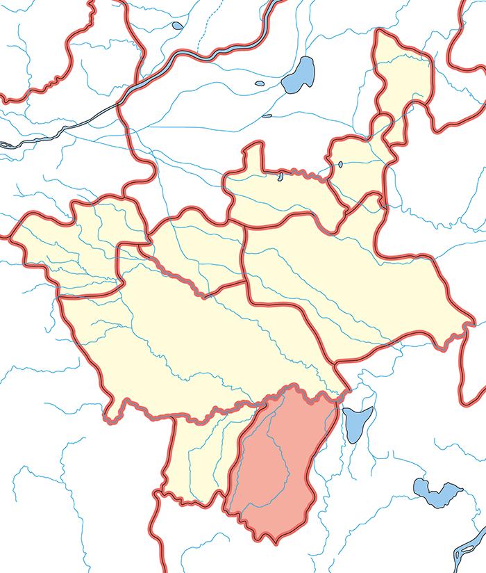 安豊郡(あんほうぐん)の場所