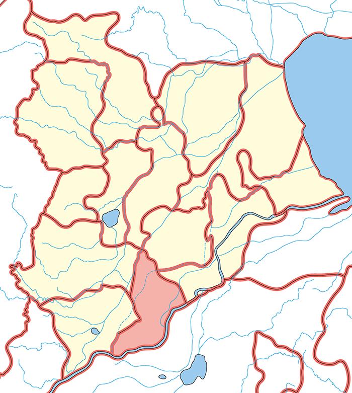 陽平郡(ようへいぐん)の場所