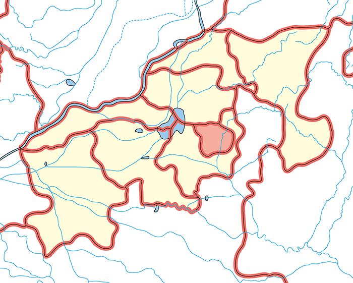 任城郡(にんじょうぐん)の場所