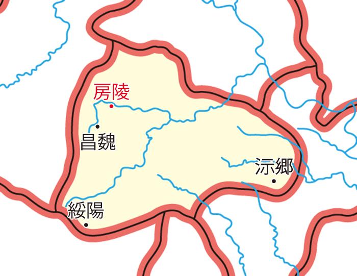 新城郡(しんじょうぐん)の領城