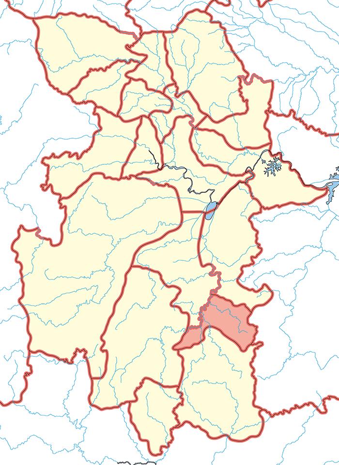 湘東郡(しょうとうぐん)の場所