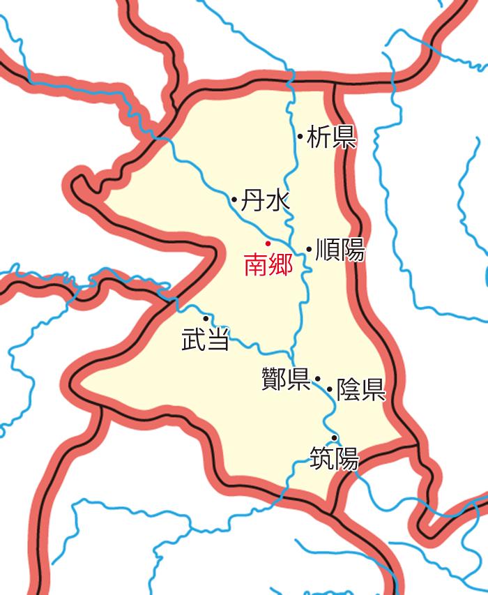 南郷郡(なんきょうぐん)の領城
