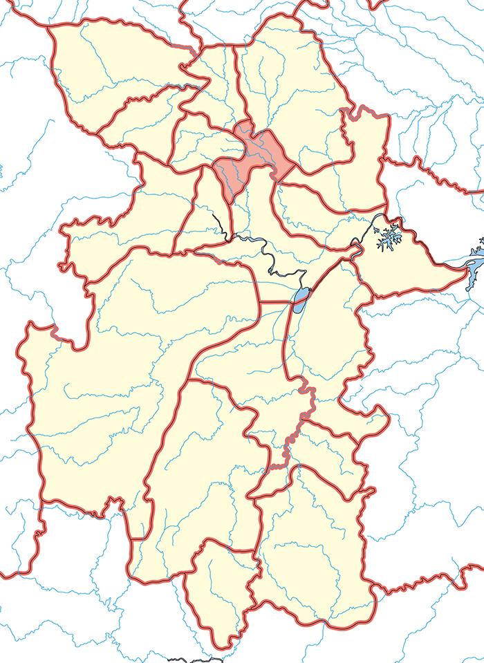 襄陽郡(じょうようぐん)の場所