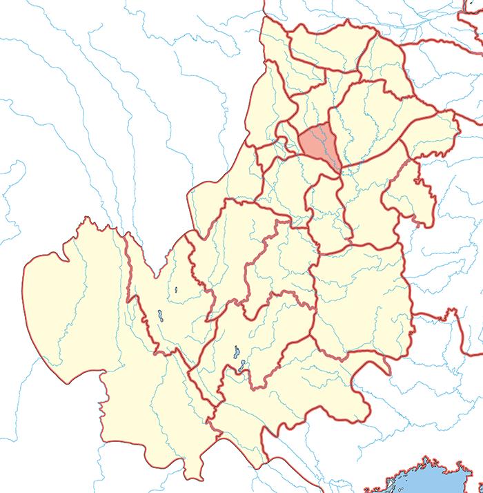 東広漢郡(とうこうかんぐん)の場所