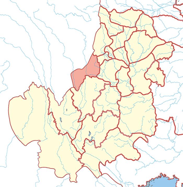 漢嘉郡(かんかぐん)の場所