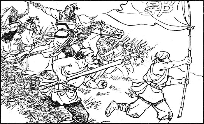 李傕・郭汜の反乱