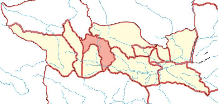 広魏郡(こうぎぐん)の場所