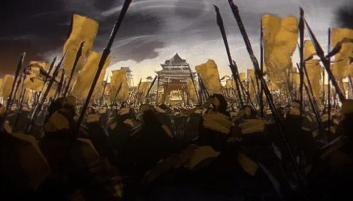 青州黄巾・管亥の反乱