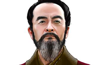 劉虞(りゅうぐ)
