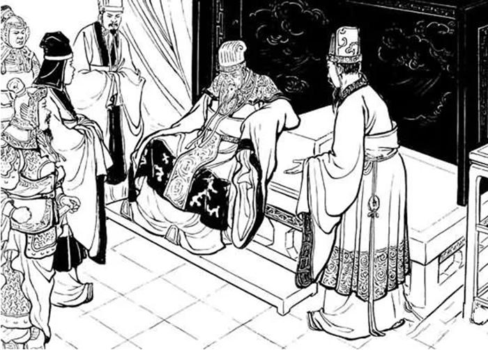 曹操が徐州の民を虐殺する