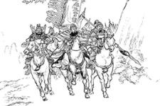 【037】曹操の父・曹嵩の死と曹操の徐州侵攻