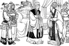【038】黄巾残党・管亥の反乱。太史慈と劉備3兄弟が孔融を救う