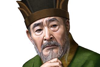 陶謙(とうけん)