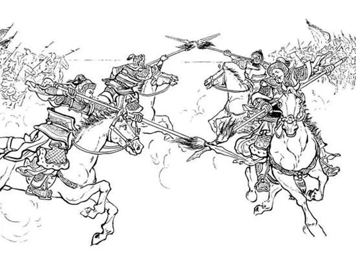 緒戦の大敗と夜襲計画