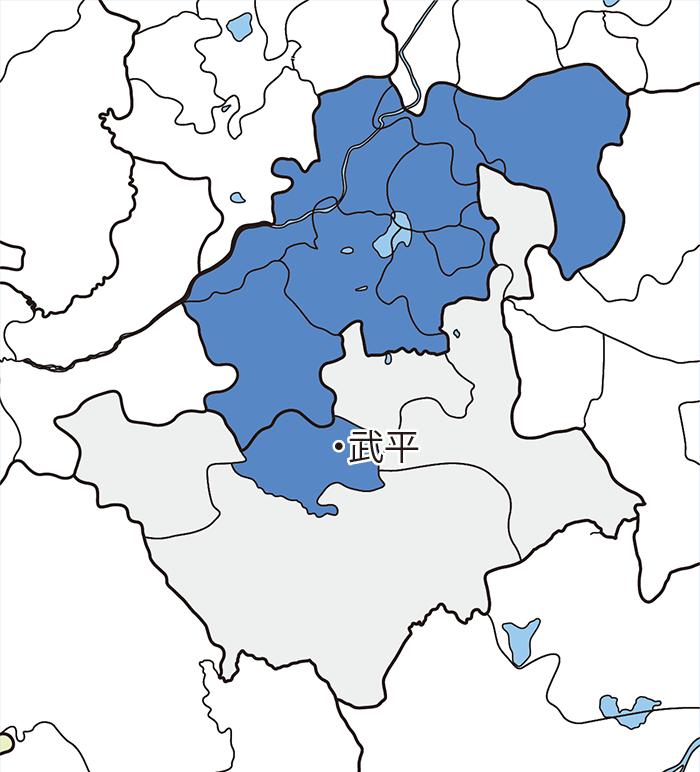 豫州(予州)・陳国・武平県