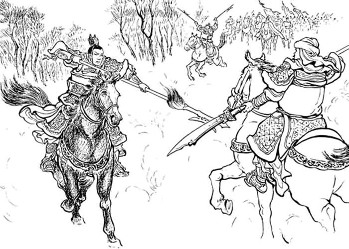 濮陽県の陥落