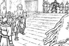 【046】李傕と郭汜の争い。李傕が献帝を監禁する