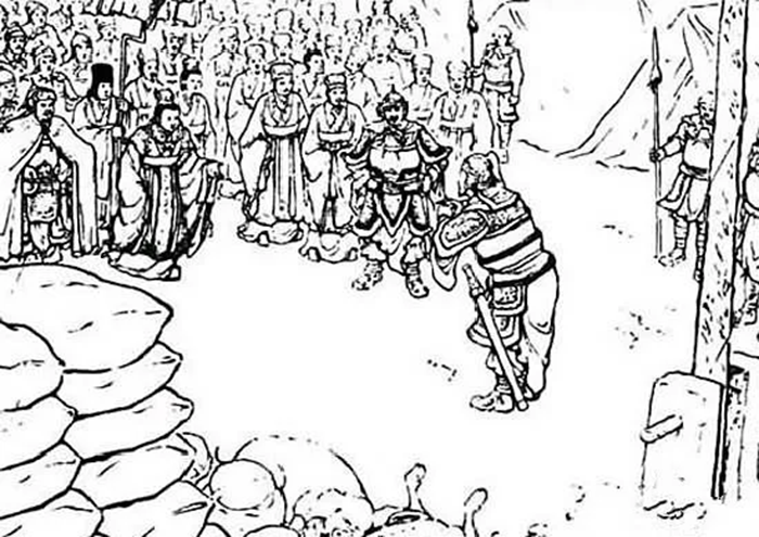 李傕と郭汜の和解