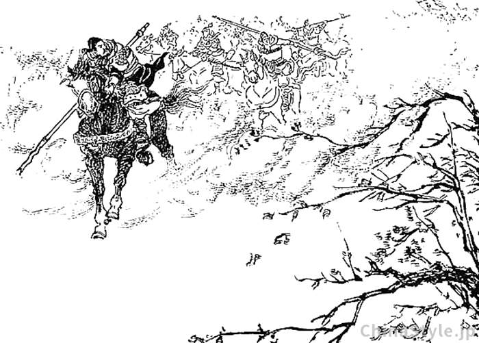 劉備、徐州を失う