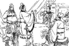 【054】袁術が約束を破り、呂布と劉備が再び手を結ぶ