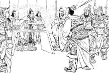 【055】孫策が伝国の玉璽を手放して袁術から兵を借りる